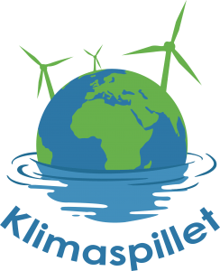 Klimaspillet Logo